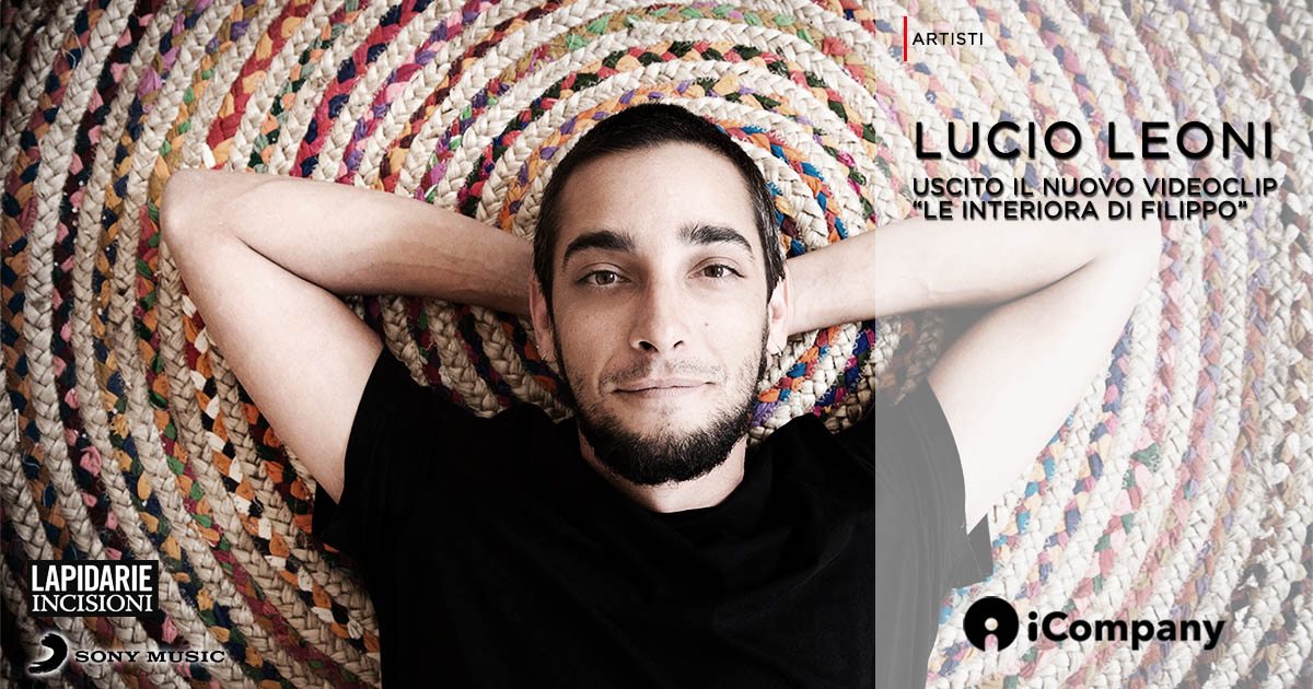 "Lucio Leoni - ""Le interiora di Filippo"" - iNEWS"