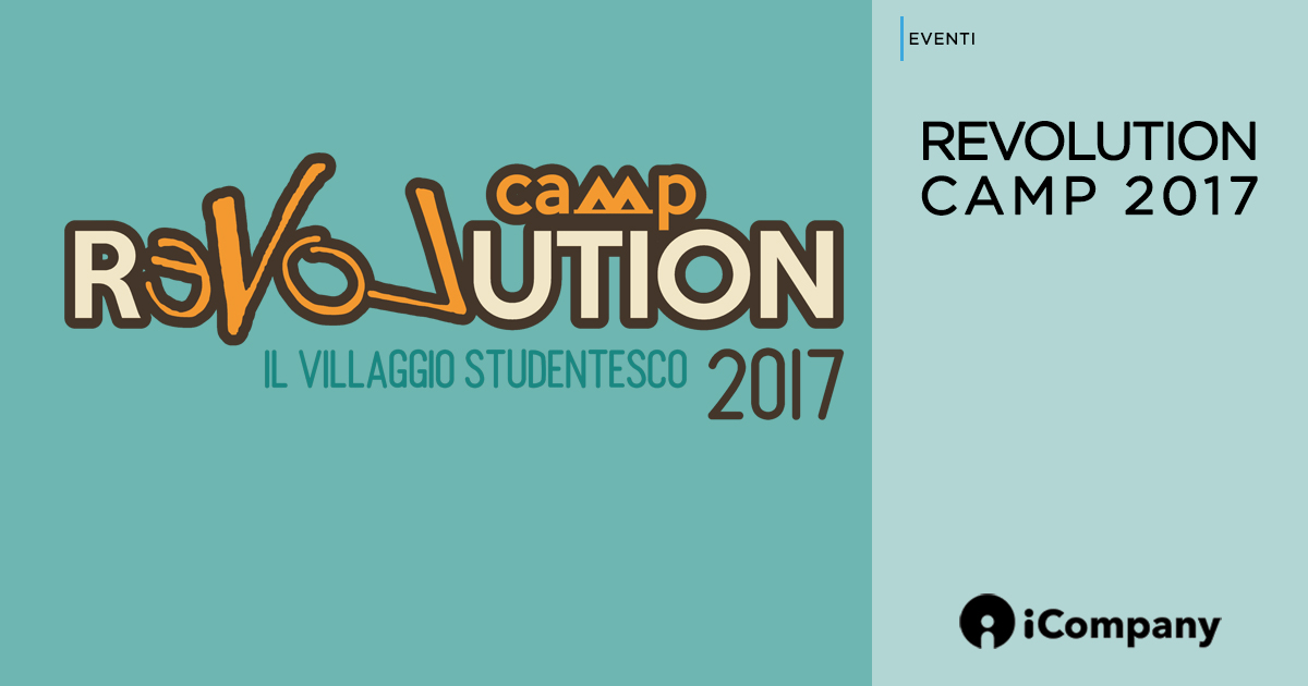 Revolution Camp, il villaggio studentesco - iNEWS