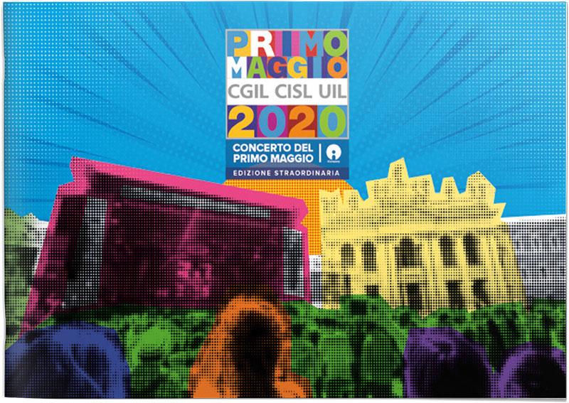 Scarica la Brochure Ufficiale del Concerto del Primo Maggio di Roma