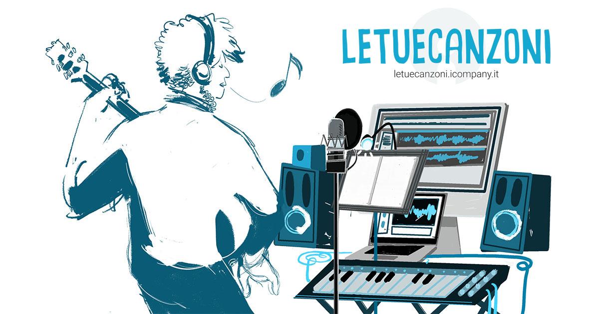 Facci ascoltare LeTueCanzoni!